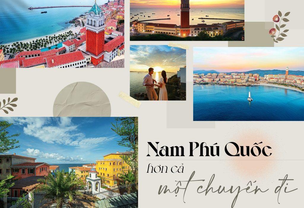 BĐS Nam Phú Quốc hội tụ nhiều dự án BĐS đẳng cấp