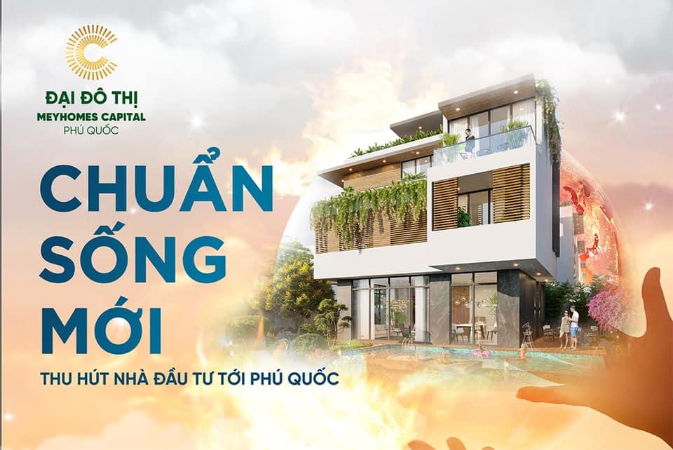 Chuẩn sống mới thu hút giới đầu tư bđs tại Phú Quốc
