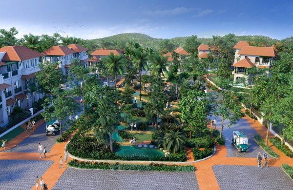 """Sun Tropical Village – """"mảnh ghép"""" mới của hệ sinh thái Nam Phú Quốc. (Ảnh minh họa)."""